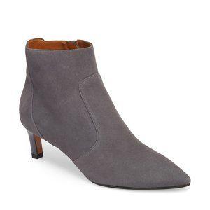 """Aquatalia BNWT gray ankle booties """"Marilisa"""" 6"""